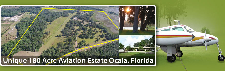 Private Airport For Sale in Florida